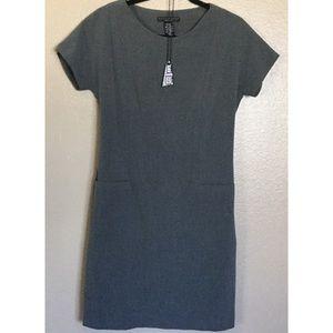 GRAY LINED DRESS ⭐️BUNDLE 3 FOR $18⭐️